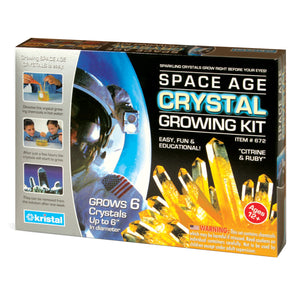 Space Age Crystals® - Item 672: Grows 6
