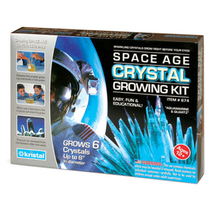 Space Age Crystals® - Item 674: Grows 6