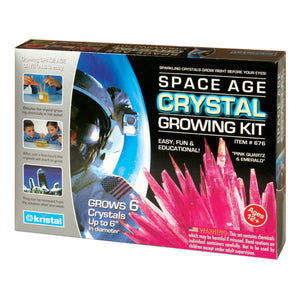 Space Age Crystals® - Item 676: Grows 6