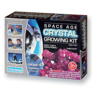 Space Age Crystals® - Item 687: Grow