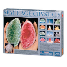 Load image into Gallery viewer, Space Age Crystals® - Item 6127: Grows 13 Geodes & Crystals