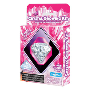 Crystal Growing Kit ™ - Item 2300: Point-of-Purchase Display: holds 24 units each of Crystal Growing Kits