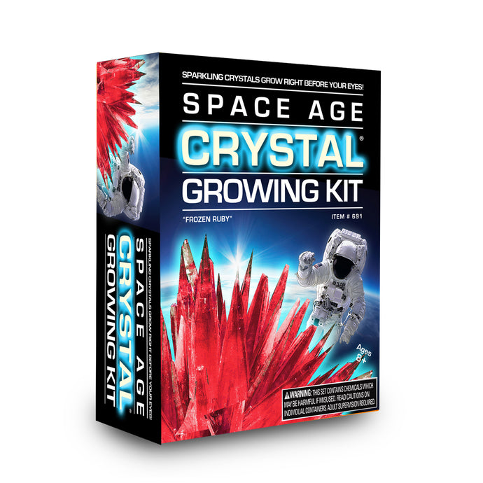 Space Age Crystals® - Item 691: Grow