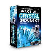 "Load image into Gallery viewer, Space Age Crystals® - Item 694: Grow ""Frozen Aquamarine"""