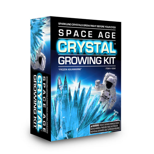 Space Age Crystals® - Item 694: Grow