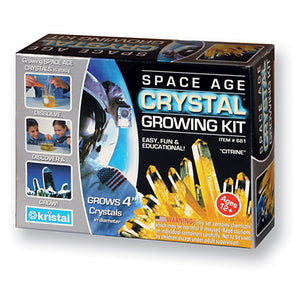 Space Age Crystals® - Item 681: Grow