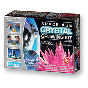 Space Age Crystals® - Item 683: Grow