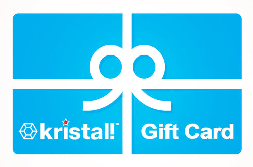 The Kristal Corporation - Gift Card for $25, $50, $75 or $100 US