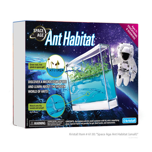 Space Age™ Ant Habitat (Medium)
