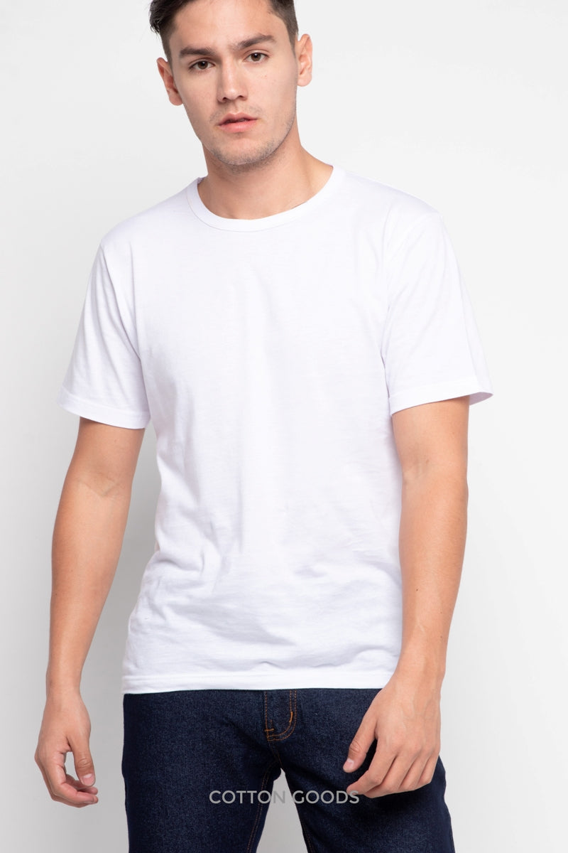 NEROS BRILLIANT WHITE BASIC TEES