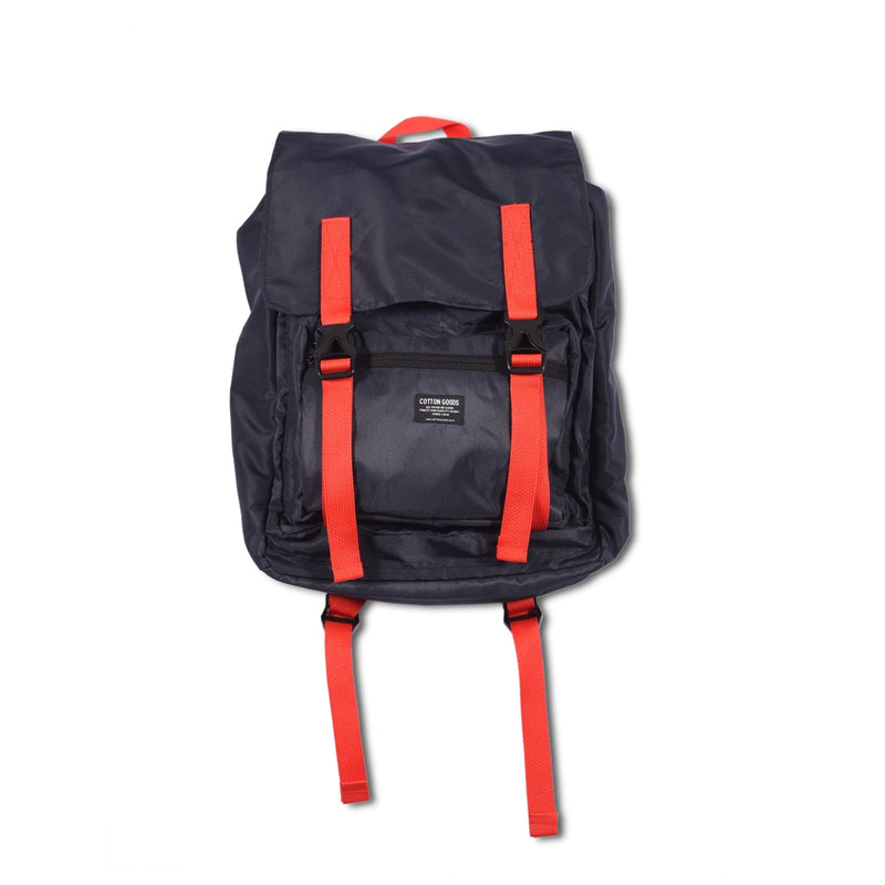 SPIKE NAVY RUCKSACK BACKPACK
