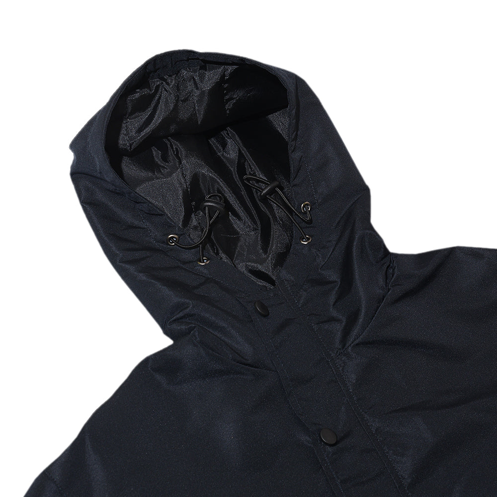 REAVES NAVY PARKA JACKET