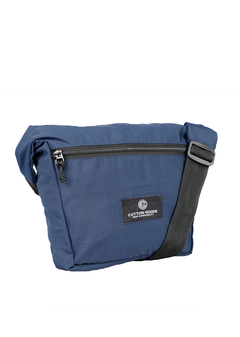 APPLYEZ NAVY SLING BAG
