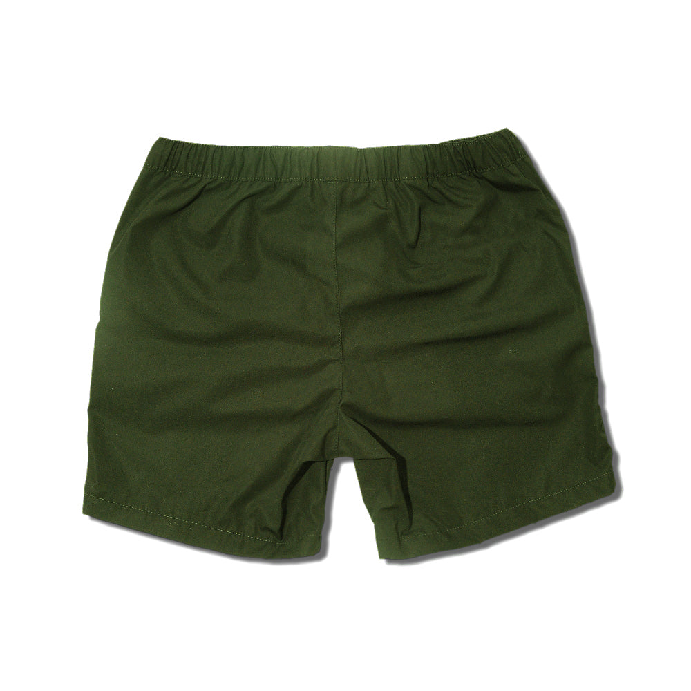 VIDAR ARMY GREEN SHORTS PANTS