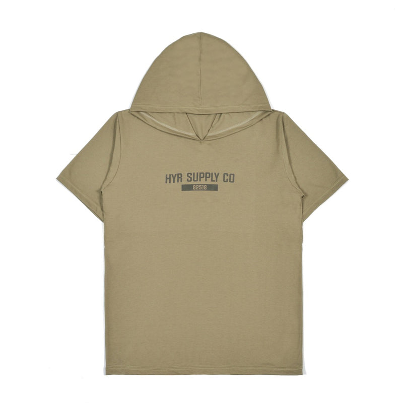 SUPPLY CO ARMY GRAPHIC T-SHIRT HOODIE