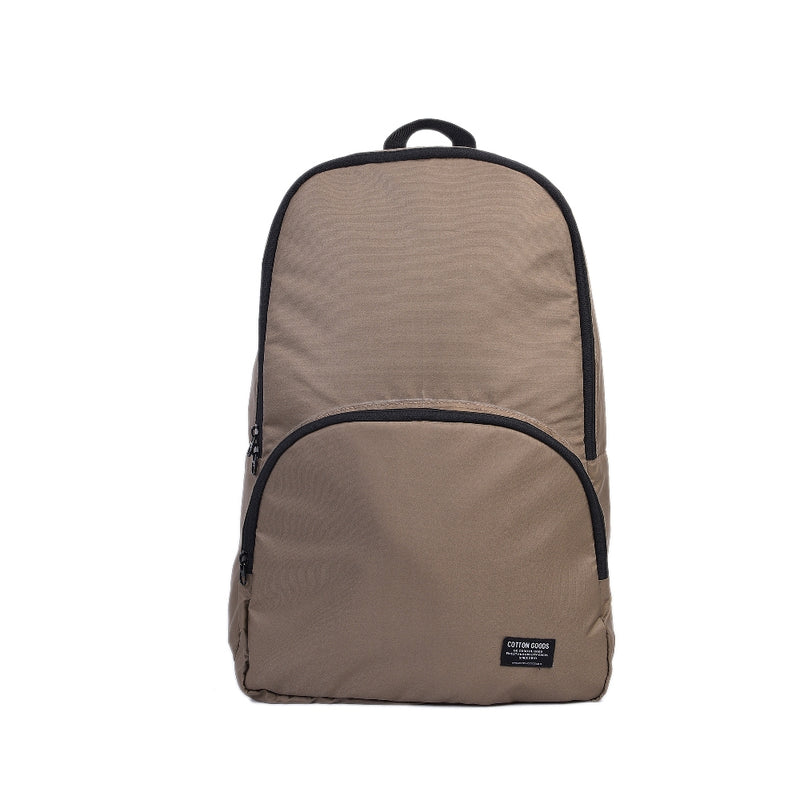 IVORY BROWN BACKPACK
