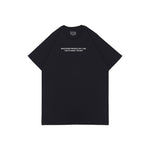 WHATEVER PEOPLE SAY BLACK HW GRAPHIC OVERSIZED TEES