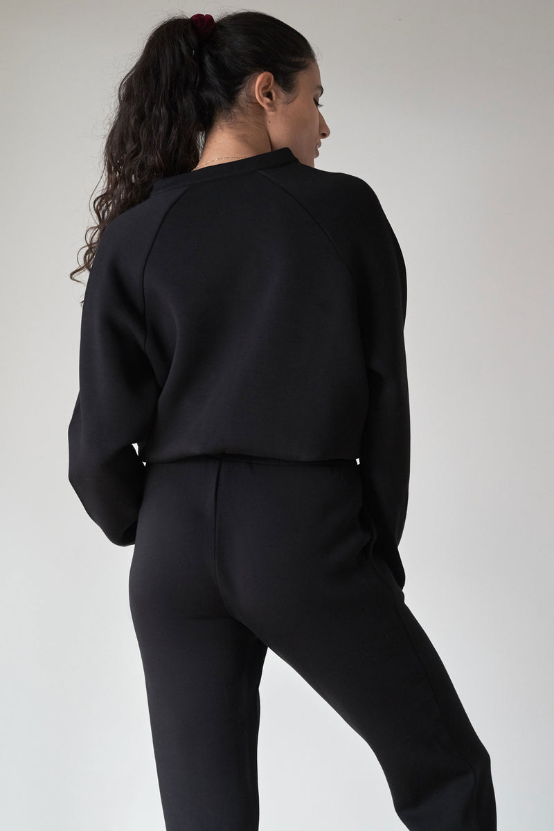 Athena Sweater - Black
