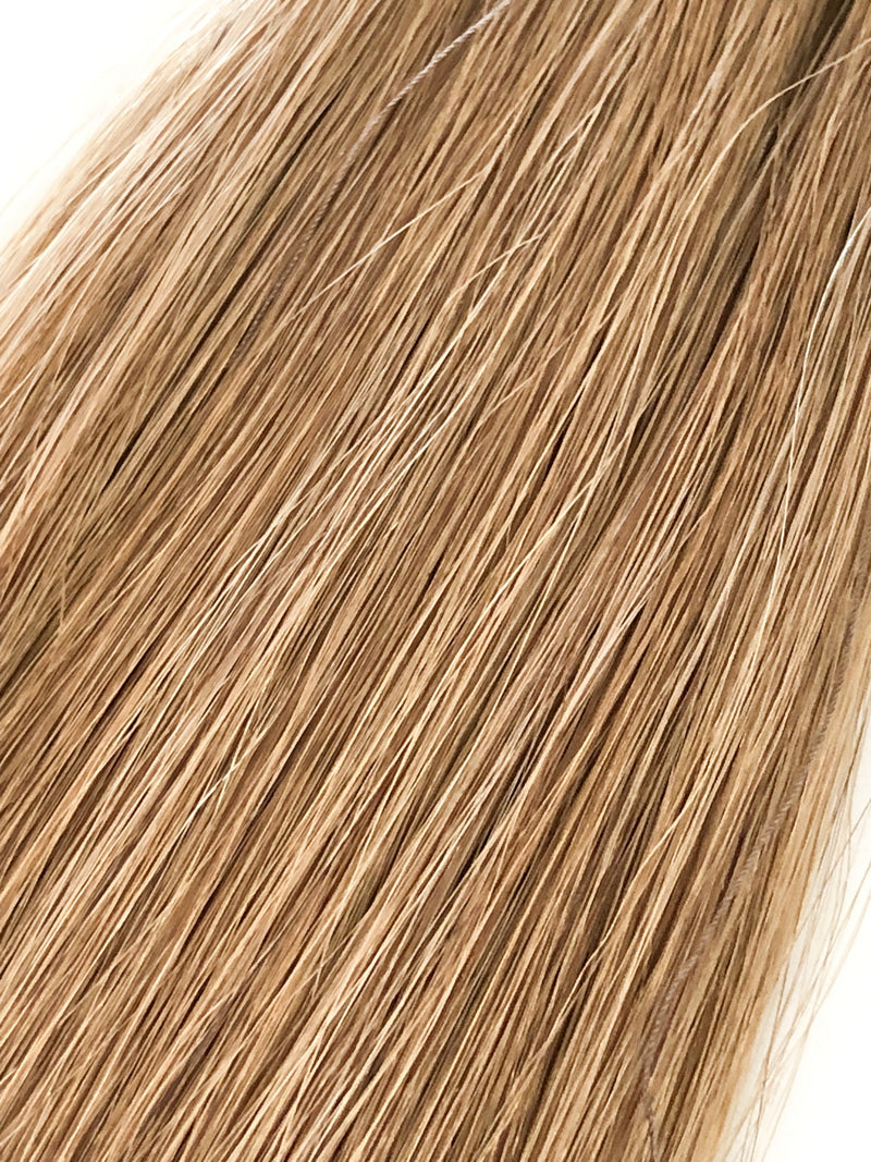 TAPE IN HAIR EXTENSIONS-8G-GOLDEN DARK BLONDE
