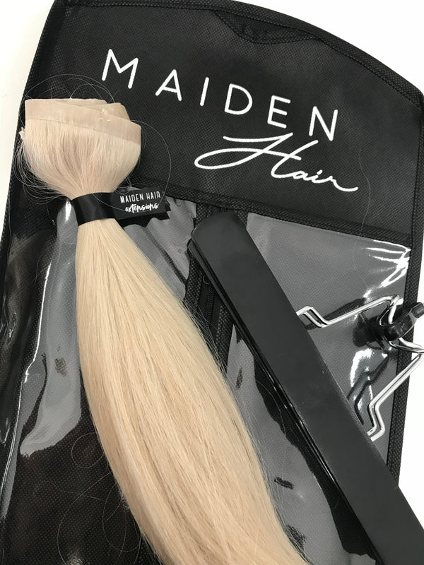 Hair Extension Carry Bag Maiden hair extensions over night carry bag
