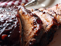Beef Brisket - Competitor's Delight
