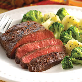 Grass-fed  Flat Iron Steak