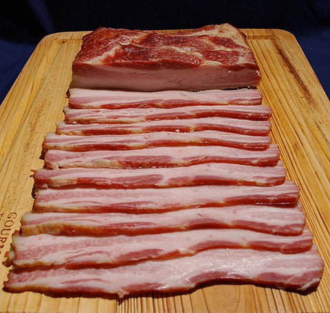 Bacon, Thick Sliced