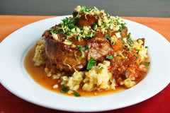 Braised Osso Buco and Vegetable Ragout