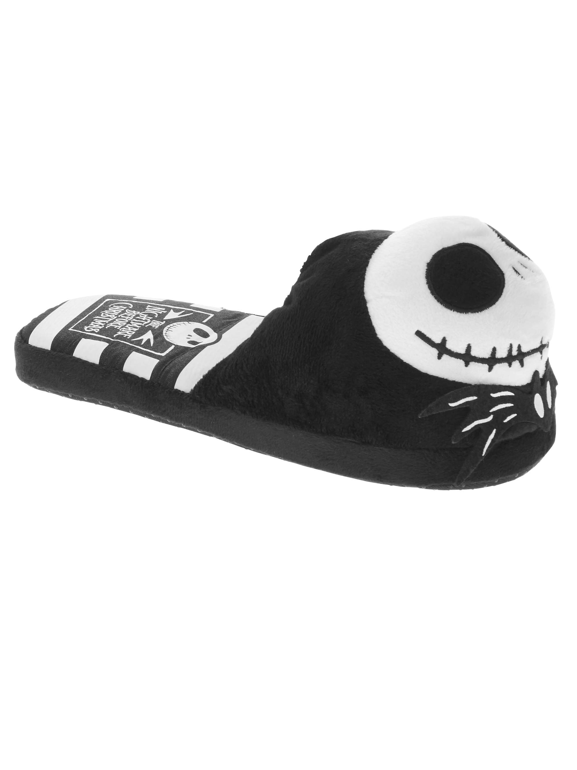 Nightmare Before Christmas Slippers – K Xquisite