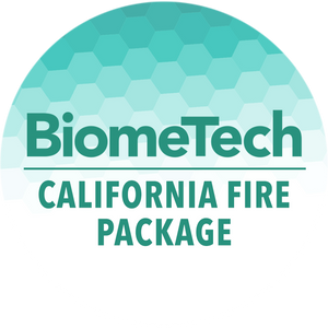 BiomeTech: California Fire Package