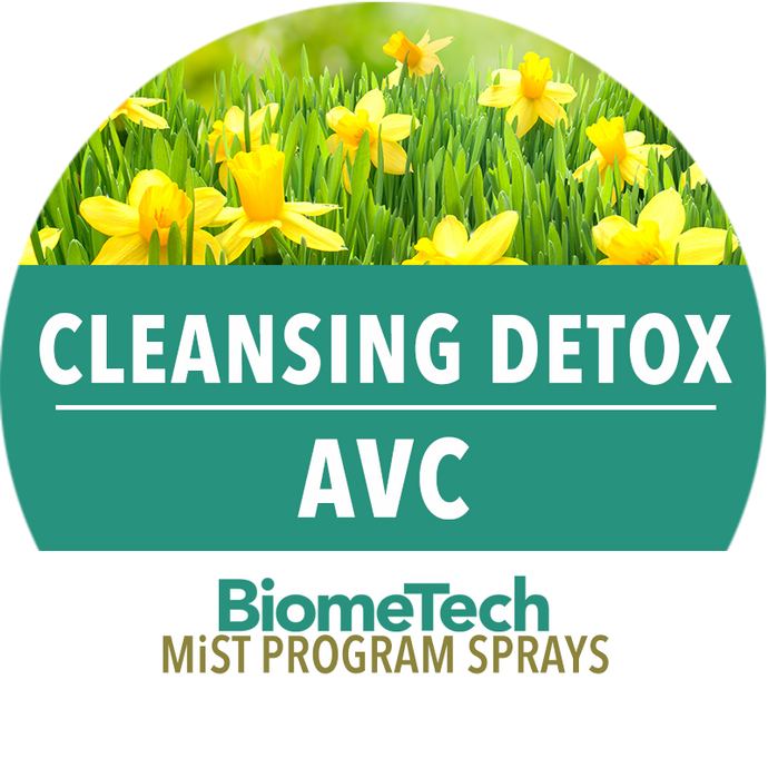 BiomeTech: Cleansing Detox AVC