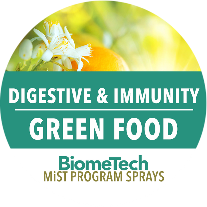 BiomeTech: Digestive & Immunity Green Food