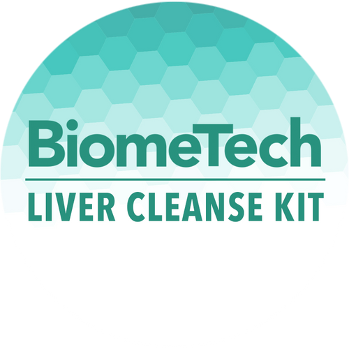 BiomeTech: Liver Cleanse Kit