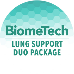 BiomeTech: Lung Support Duo Package