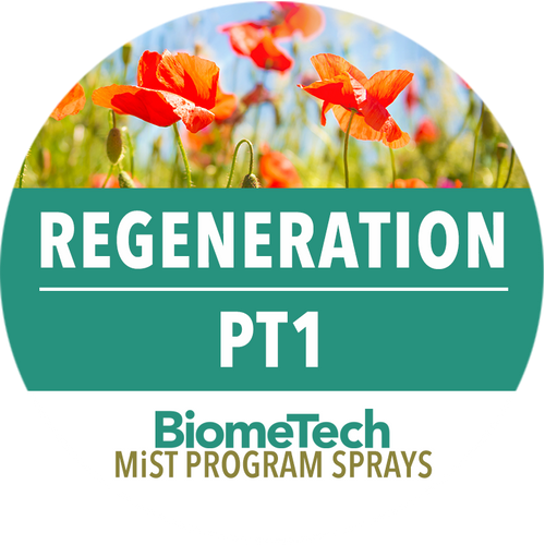 BiomeTech: Regeneration PT1