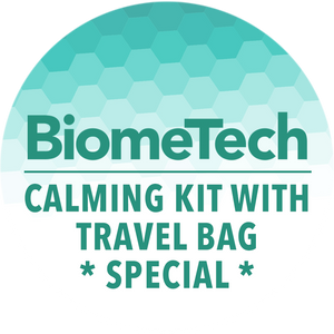 BiomeTech: SPECIAL Calming Kit with Travel Bag