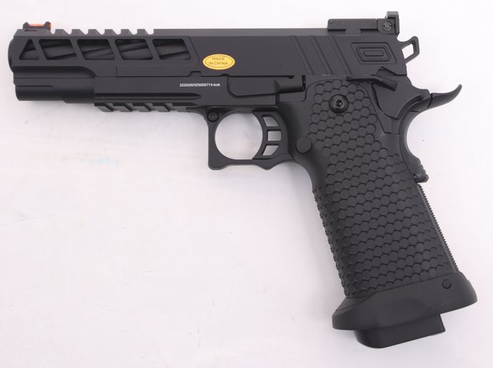Golden Eagle Full Metal CNC HI CAPA 5.1 Green Gas NEW GEN