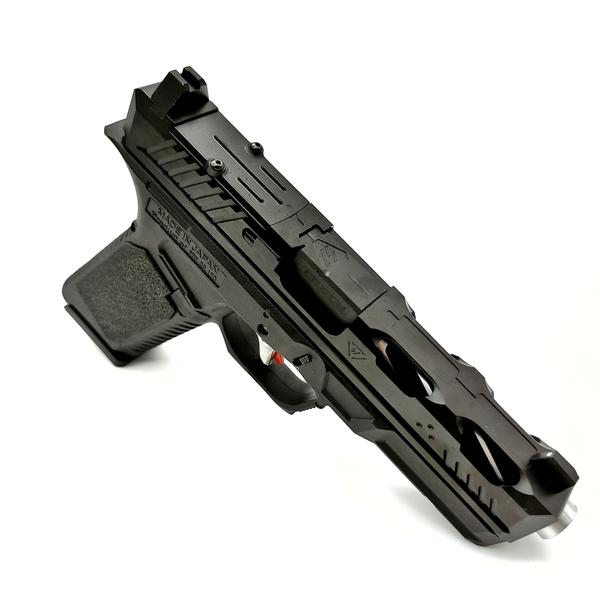 ARK-17 Black CNC Gas Powered Gel Blaster