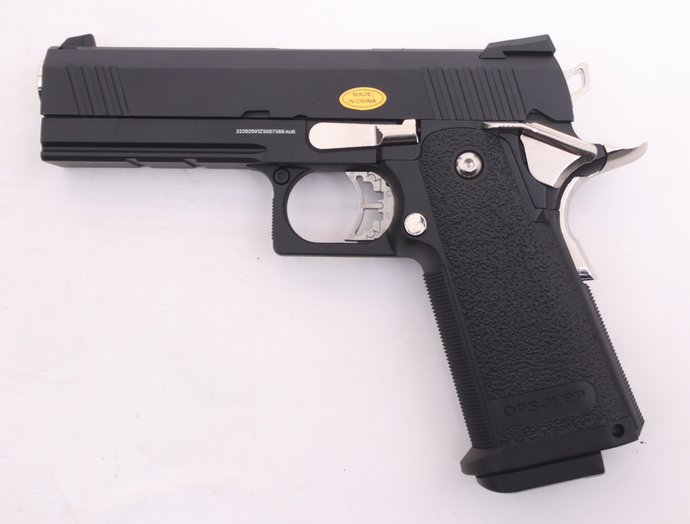 Golden Eagle Full Metal 4.3 HI CAPA Green Gas