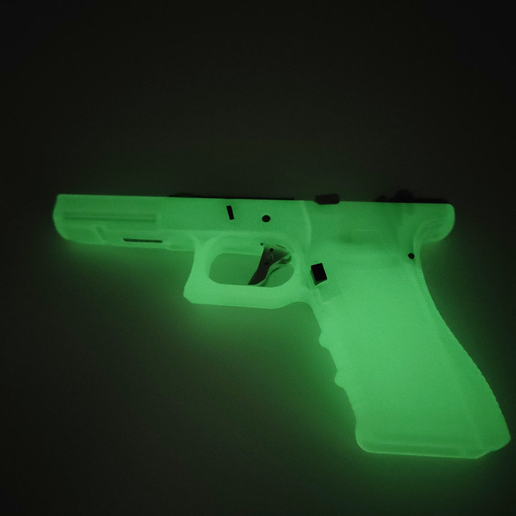 P1 Glow in the Dark lower receiver