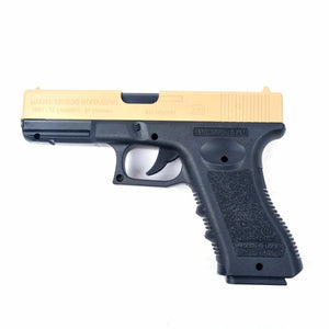 JF Glock G18 Manual Gel Blaster