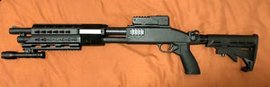 HANKE M97 PUMP ACTION SHOTGUN GEL BLASTER