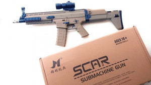 Scar V2 Gel Blaster Nylon Version