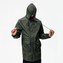 Load image into Gallery viewer, Windbreaker with hat OW18033