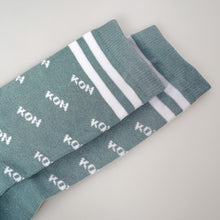 Load image into Gallery viewer, Urban Mirroring-KON logo print socks