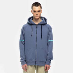 Urban Mirroring-KON Hoodie With Zipper