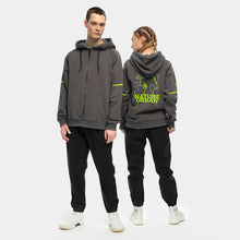Load image into Gallery viewer, Urban Mirroring-KON Hoodie With Zipper