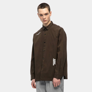 Urban Mirroring-KON Striped Shirt