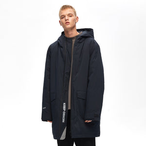 The Grey Zone - KON FW2019 down coat