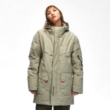 Load image into Gallery viewer, The Grey Zone - KON FW2019 down coat